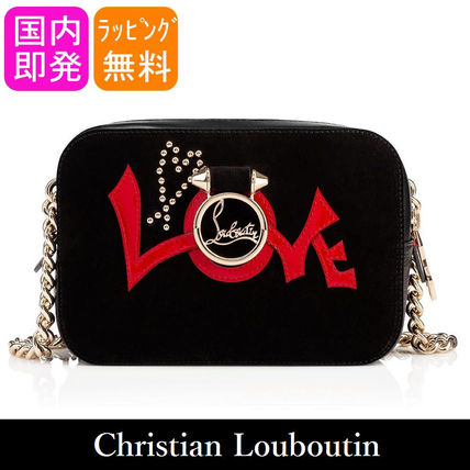 Christian Louboutin ショルダーバッグ・ポシェット 国内発送 ルブタン/Rubylou Mini ショルダーバッグ