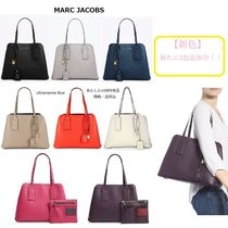 MARC JACOBS【国内発送】The Editor Leather Tote☆全6色☆