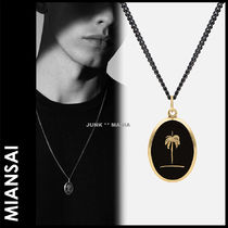 ★追跡&関税込【MIANSAI】Palm Tree Pendant/Gold