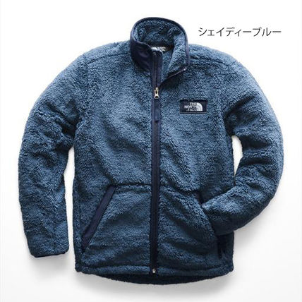 THE NORTH FACE キッズアウター 【大人もOK★The North Face】フリース☆CAMPSHIRE☆ボーイズ(5)