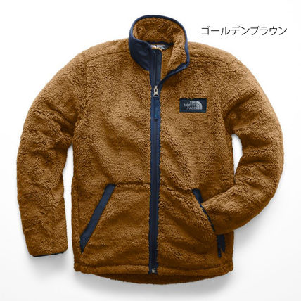 THE NORTH FACE キッズアウター 【大人もOK★The North Face】フリース☆CAMPSHIRE☆ボーイズ(6)