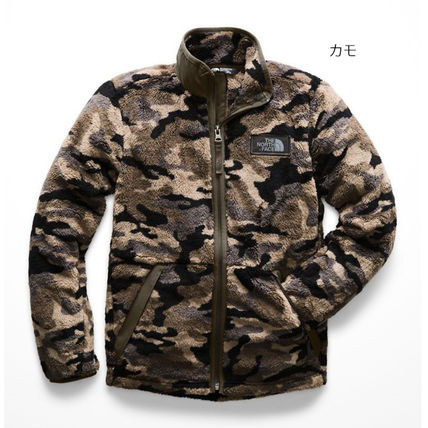 THE NORTH FACE キッズアウター 【大人もOK★The North Face】フリース☆CAMPSHIRE☆ボーイズ(7)