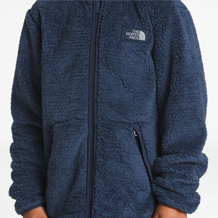 THE NORTH FACE キッズアウター 【大人もOK★The North Face】フリース☆CAMPSHIRE☆ボーイズ(9)