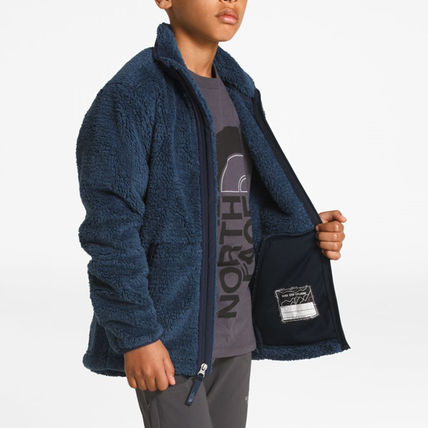 THE NORTH FACE キッズアウター 【大人もOK★The North Face】フリース☆CAMPSHIRE☆ボーイズ(10)