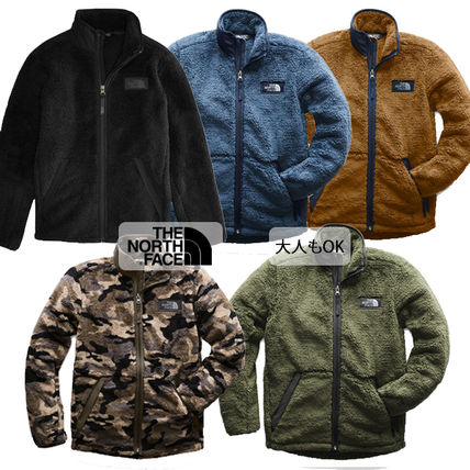THE NORTH FACE キッズアウター 【大人もOK★The North Face】フリース☆CAMPSHIRE☆ボーイズ