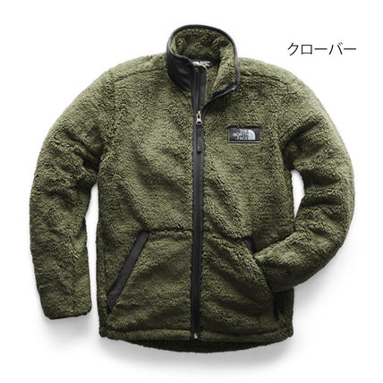 THE NORTH FACE キッズアウター 【大人もOK★The North Face】フリース☆CAMPSHIRE☆ボーイズ(8)