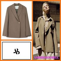 ANDERSSON BELL(アンダースンベル) ジャケット ANDERSSON BELL HELLENA TAILORED JACKET ジャケット