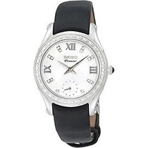 セイコー Seiko Women's SE-SRKZ81P1 Premier White Dial Watch