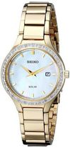 セイコー Seiko Women's SUT138 Dress Solar Analog Display Jap