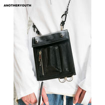 ANOTHERYOUTH(アナザーユース) バッグ・カバンその他 ANOTHERYOUTH正規品★18AW★レザークロスバッグ★UNISEX