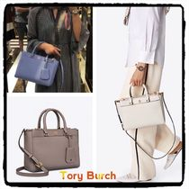 ★SALE★Tory Burch ROBINSON SMALL DOUBLE-ZIP TOTE 2WAY