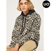 ☆Urban Outfitters☆ヒョウ柄  フェイクファー Jacket