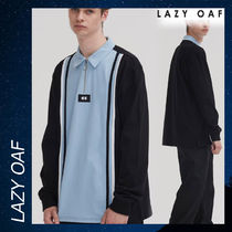 LAZY OAF Colour Block Rugby Jersey ラグビー ジャージ 長袖