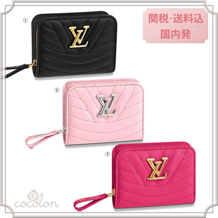 watch f9f9a 4d0cb 国内発[Louis Vuitton] ニューウェーブ コンパクトウォレット