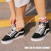 VANS★SK8 HI★DESIGN ASSEMBLY★コーデュロイ