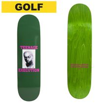 【Golf Wang】☆新作☆ STINNEY DECK FOREST GREEN 8.25""