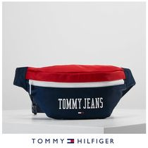 Tommy Hilfiger☆Tommy Jeans ロゴ ウエスト/ボディバッグ