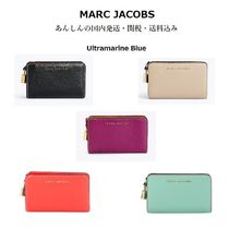 MARC JACOBS【国内発送】Grind Compact☆2つ折り財布☆全5色☆