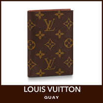 ★人気【Louis Vuitton】パスポートケース☆Monogram Canvas★