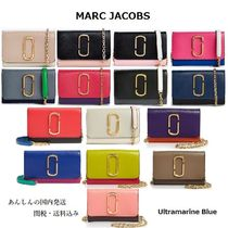 MARC JACOBS【国内発送】Snapshot Chain Wallet☆全7色☆
