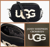 [セール]UGG☆JANEY SHEEPSKIN CROSSBODY☆バッグ