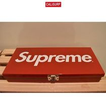 Supreme(シュプリーム)SS17 LARGE METAL STORAGE BOX