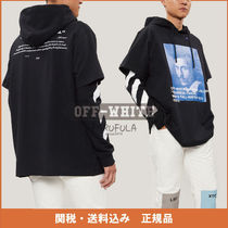OFF-WHITE C/O VIRGIL ABLOH フーディー