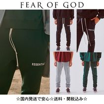 【FEAR OF GOD】FOG Essentials Graphic Sweatpants (送関込)