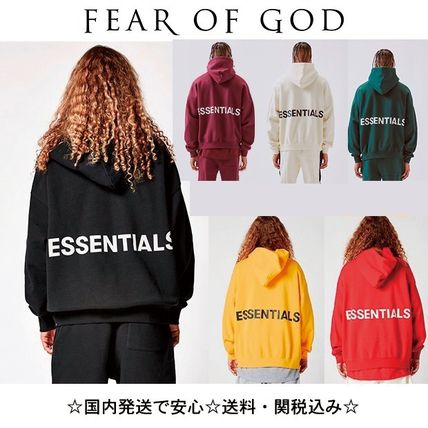 【FEAR OF GOD】FOG Essentials Graphic Hoodie (送関込)