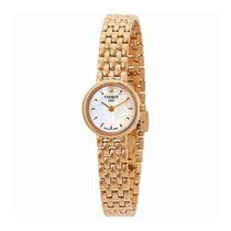 ティソLovely Mother of Pearl Dial Ladies Watch t058.009.33.1