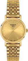 ティソt-classic Champagne Dial Ladies Watch t1092103302100