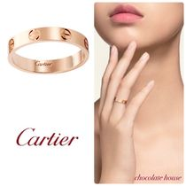 Cartier(カルティエ) 指輪・リング 国内発送 人気《Cartier》カルティエ LOVE ウェディング リング