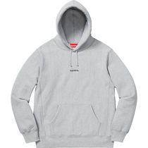 3 WEEK Supreme FW 18 Trademark Hooded Sweatshirt