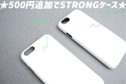 SECOND UNIQUE NAME スマホケース・テックアクセサリー 【SECOND UNIQUE NAME】◆STRONGケース◆3-7日でお届け