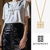 【GIVENCHY】2018AW新作*4G ペンダント ロングネックレス