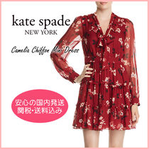 【国内発送】CAMELIA CHIFFON MINI DRESS セール