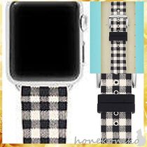 【国内発 kate spade 送料込】Silicone apple watch strap1