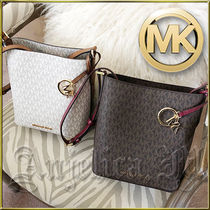 ★在庫有即発★MICHAEL KORS KIMBERLY Brown Vanilla 35F8GKFM1V