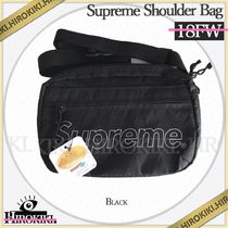 【18AW】Supreme Shoulder Bag 3M Reflective リフレクティブ 黒