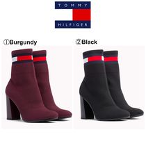 【TOMMY JEANS 】入手難/大人気ソックスブーツ/SOCK HEELED BOOT
