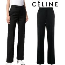 【18AW】★CELINE★straight trousers