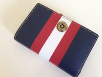 Ralph Lauren  Compact Pebbled Leather Wallet セール国内発送