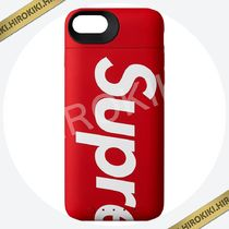 Supreme mophie iPhone 8 Juice Pack Air 充電器 カバー Red 赤