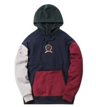 KithxTommy Hilfiger Crest Hoodie キス×トミーヒルフィガー