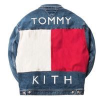 KITH NYC(キスニューヨークシティ) ジャケット KithxTommy Hilfiger Denim Trucker Jacket Vintage Blue