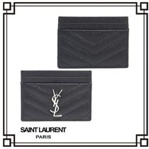 国内発送・関税込【SAINT LAURENT】 CARD HORLDER