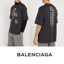 【BALENCIAGA】Speed Hunter バンド Tシャツ