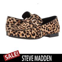 【Steve Madden】 Kerry-L ★レオパード柄ローファー