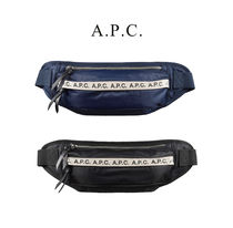 A.P.C.(アーペーセー) バッグ・カバンその他 関税込!A.P.C. Lucille ヒップバッグ [パリ直営店]