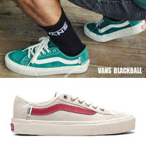 VANS★BLACKBALL SMU★スウェード★4色